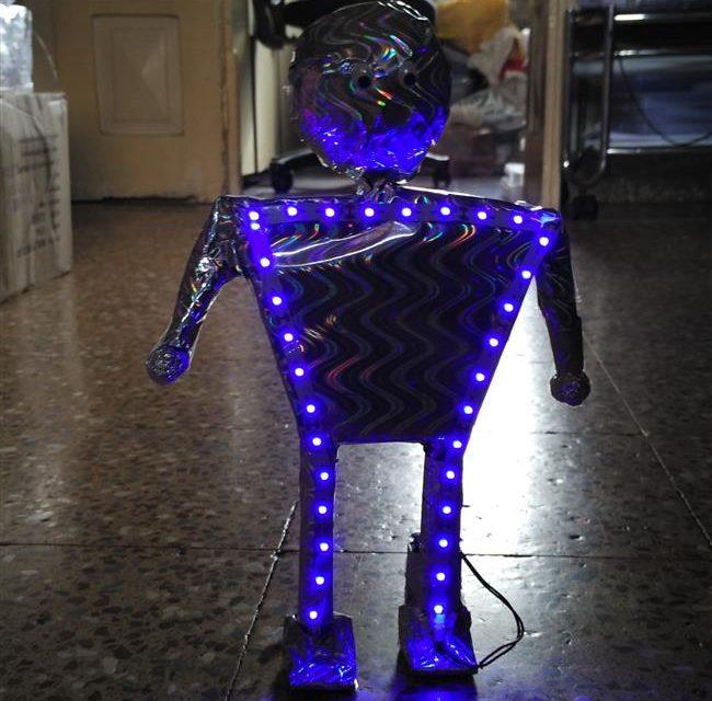 mehek-vvi-eduprime-robot-model-led