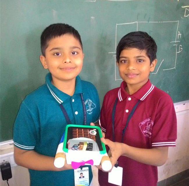 vvi-eduprime-robotics-boat-parth-abhinav