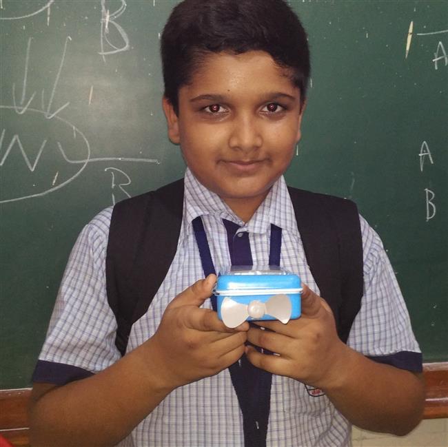 vvi-eduprime-robotics-mini-boat-shivansh