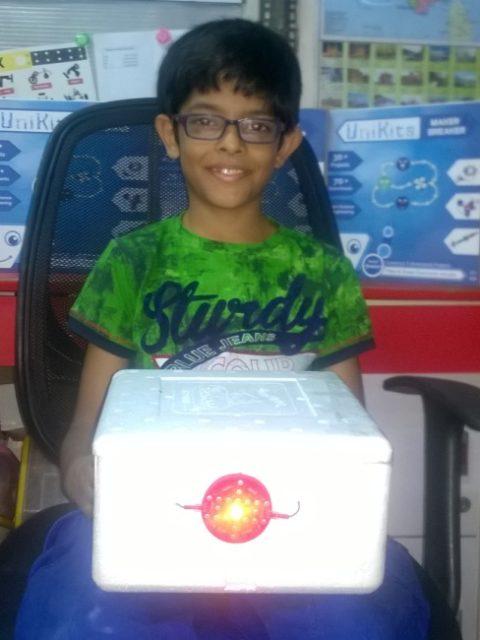 chaitya-electronics-eduprime-bank alarm system