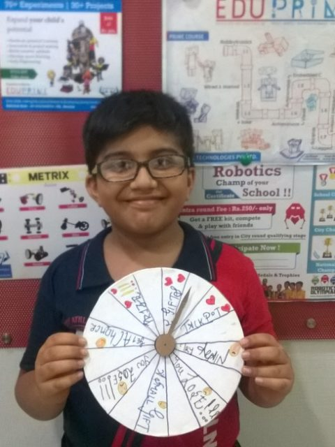 priyesh-electronics-eduprime-wheel of fortune